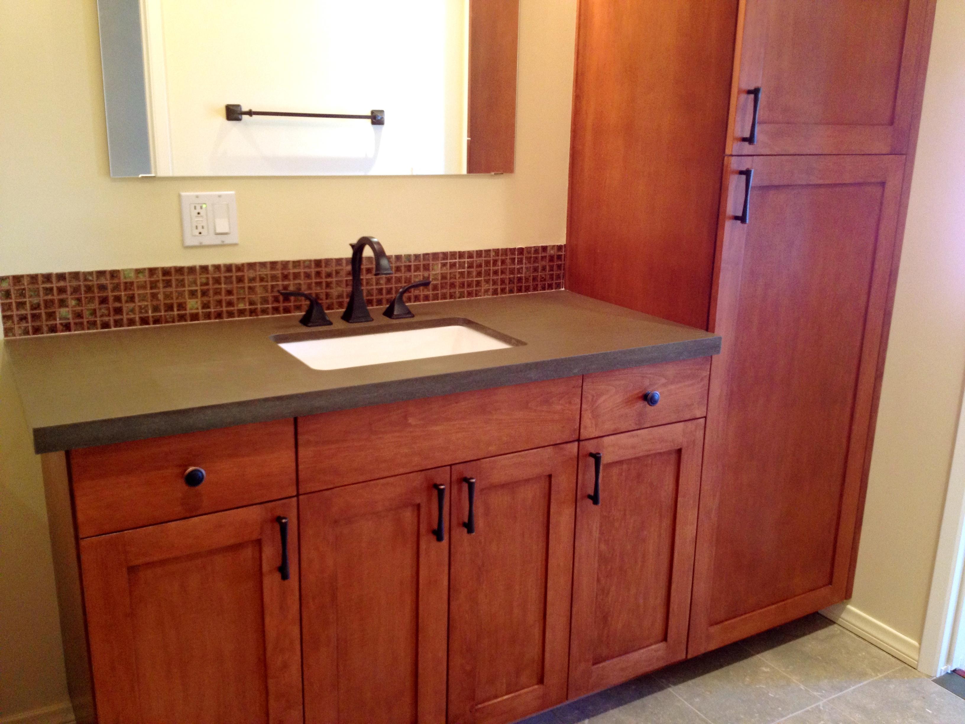 batroom vanities custom cabinets