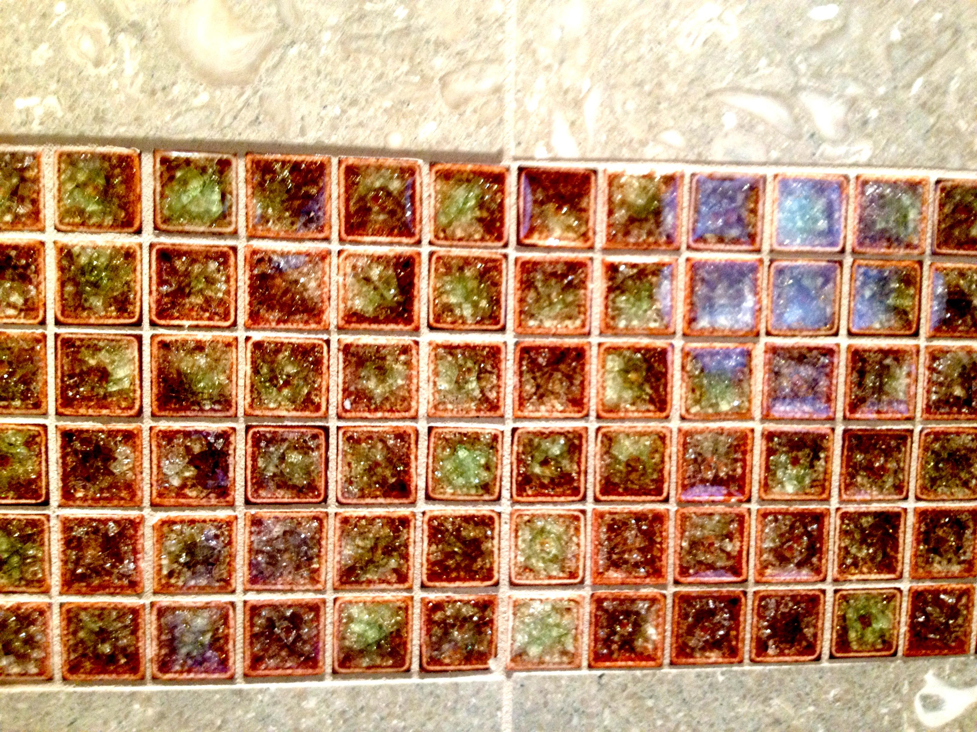 bathroom remodel ideas- shower tiles