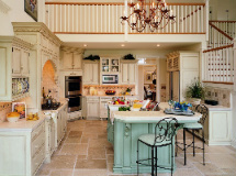 unique kitchen island