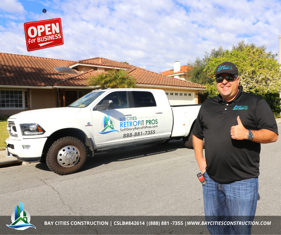 3-25 FB open for business - essential business  contractor near me - torrance south bay los angeles
