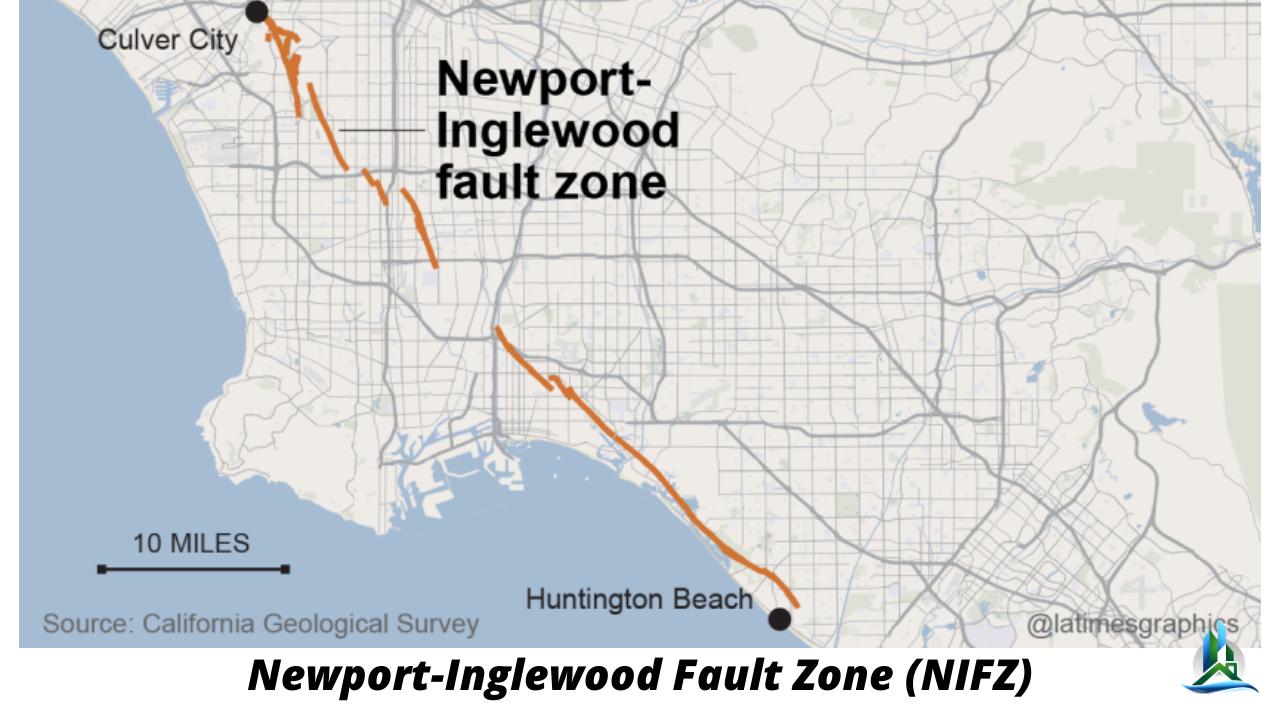 newport inglwood fault zone - los angeles seismic retrofit