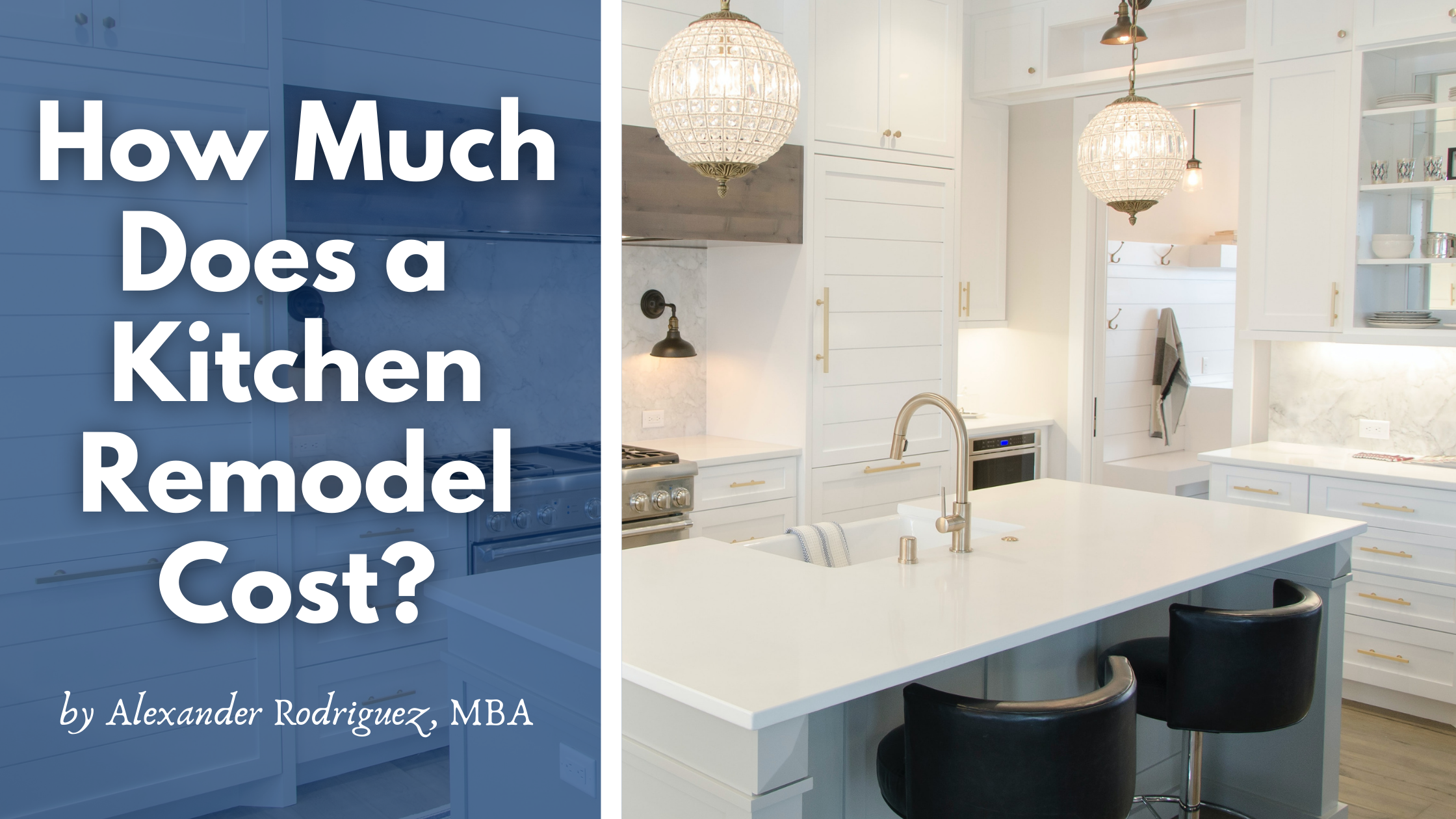 Blog - How Much Does Kitchen Cost