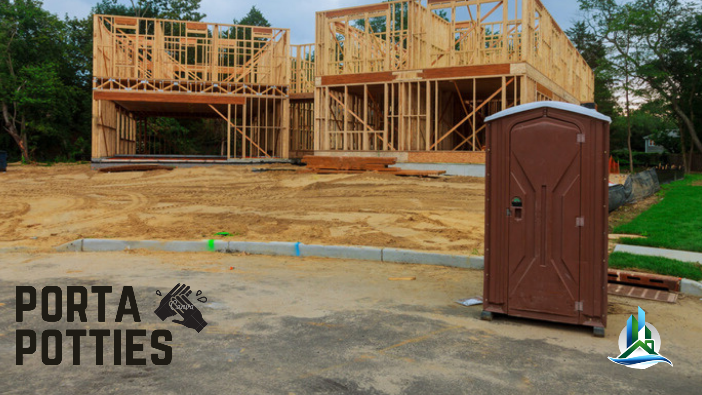 is construction safe covid blog - bay cities - portable toilet