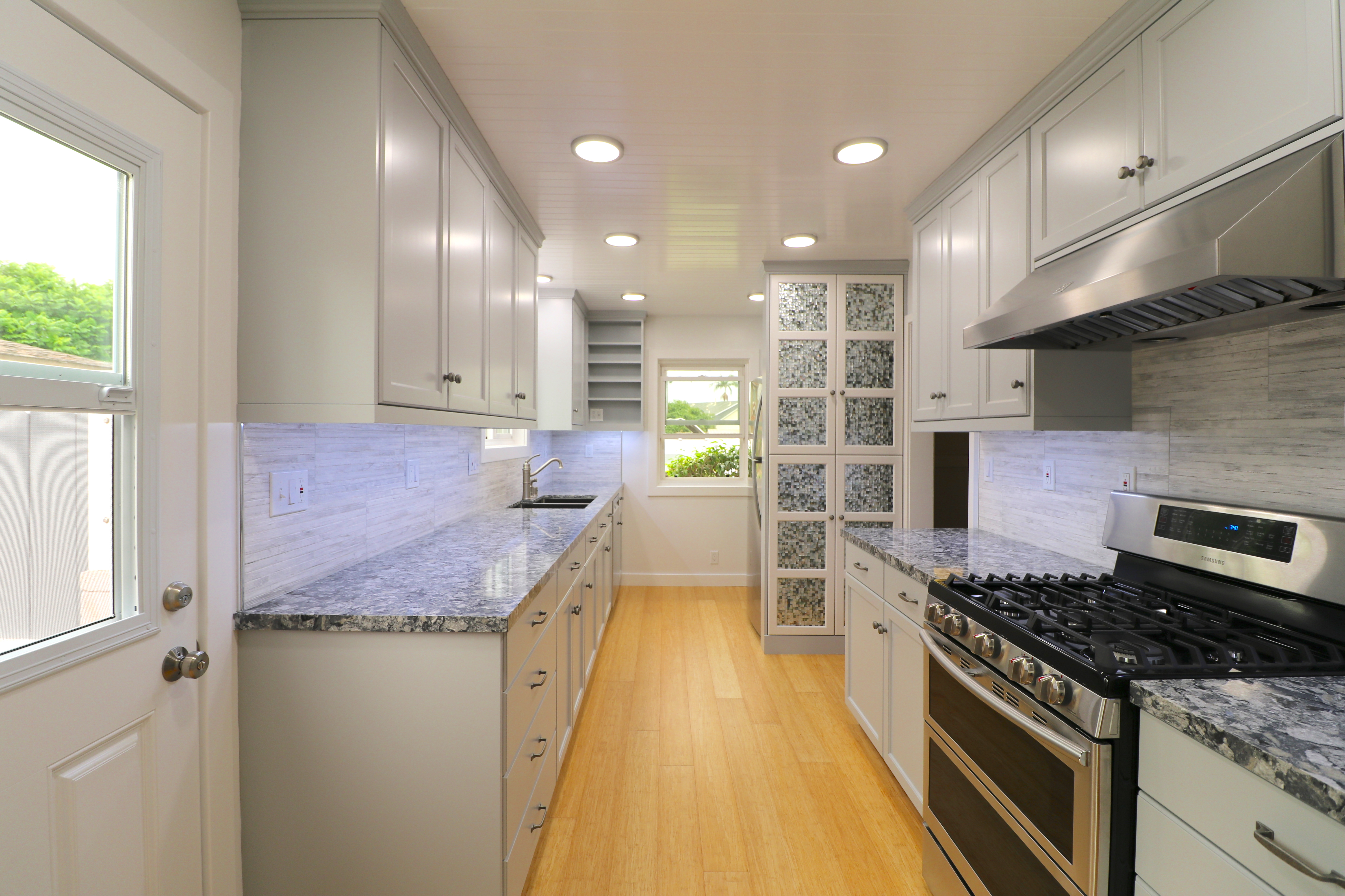 Torrance Kitchen Remodel - Contractor - New Galley