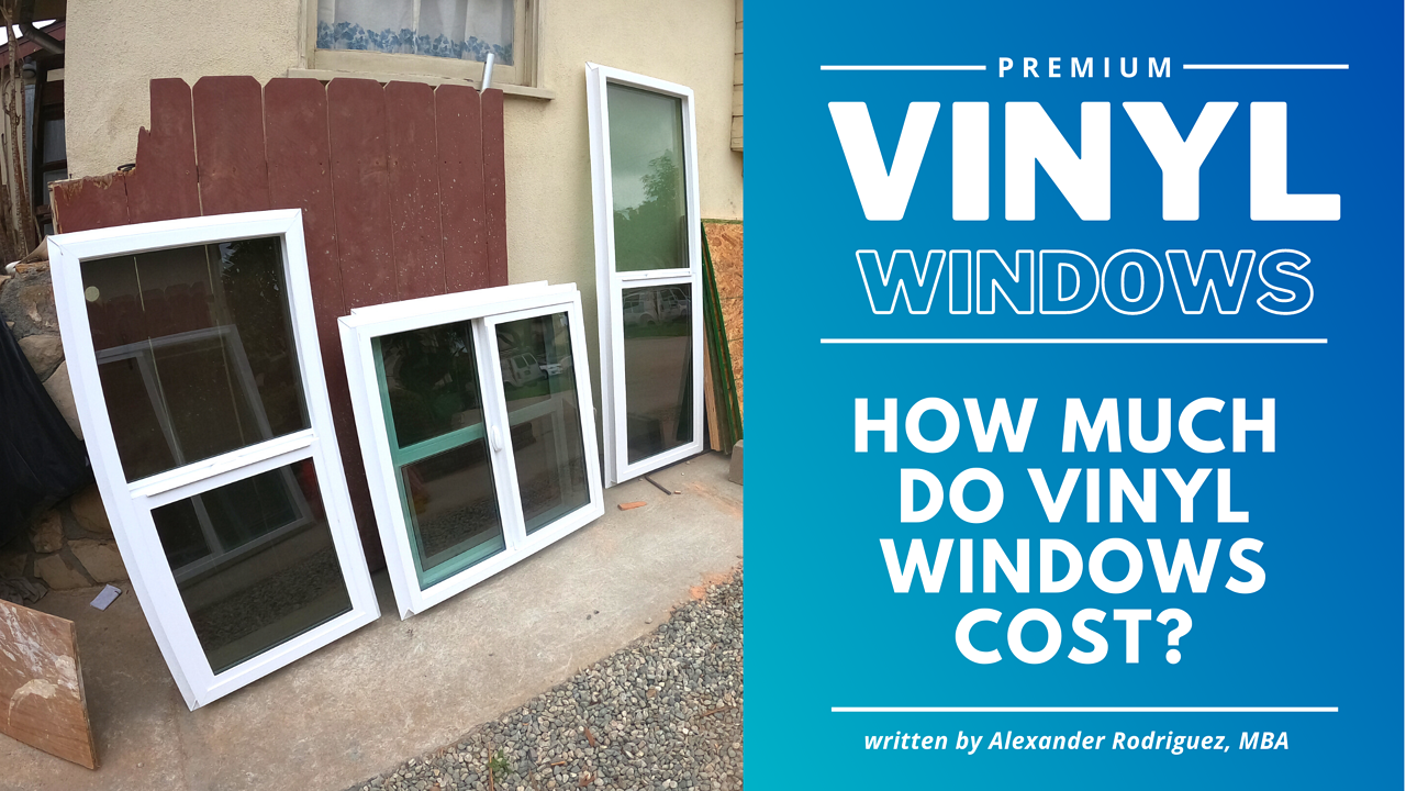 How Much do Vinyl Windows Cost - bay cities
