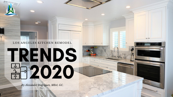 kitchen trends 2020 - los angeles bay cities construction