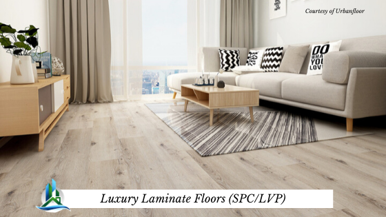 luxury laminate floor - bay cities construction