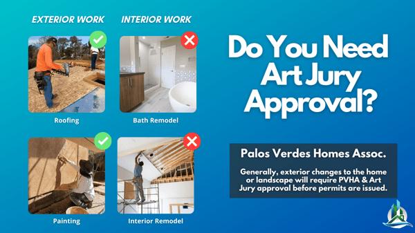 PVHA - Art Jury - Do I need approval