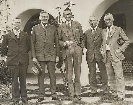 PVHA - art jury-1927