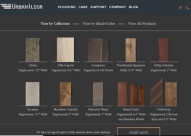 Urbanfloor-product-lineup