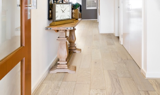 Wide-Plank Oak Floors