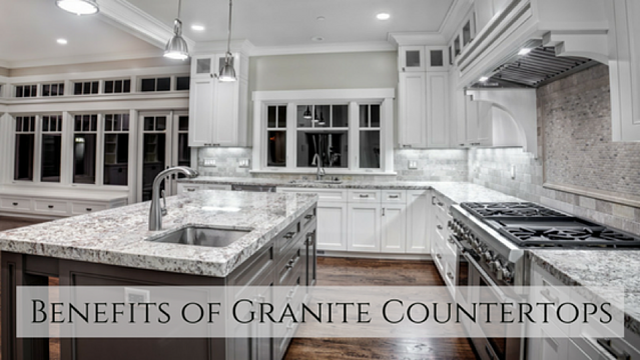 Benefits of Granite Countertops and Edge Profiles