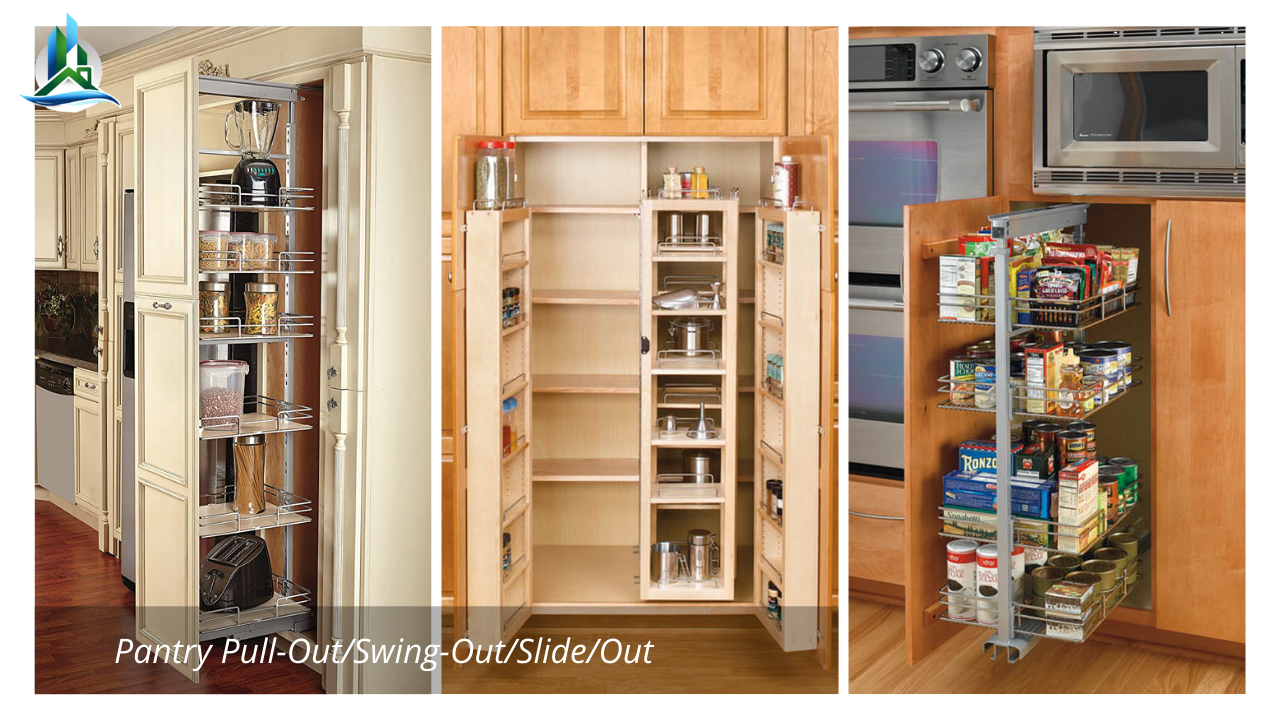 pantry organizer - rev shelf - bay cities