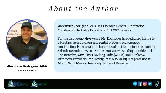 About the Author - soft story retrofit pros - los angeles retrofit contractor - 23890 hawthorne