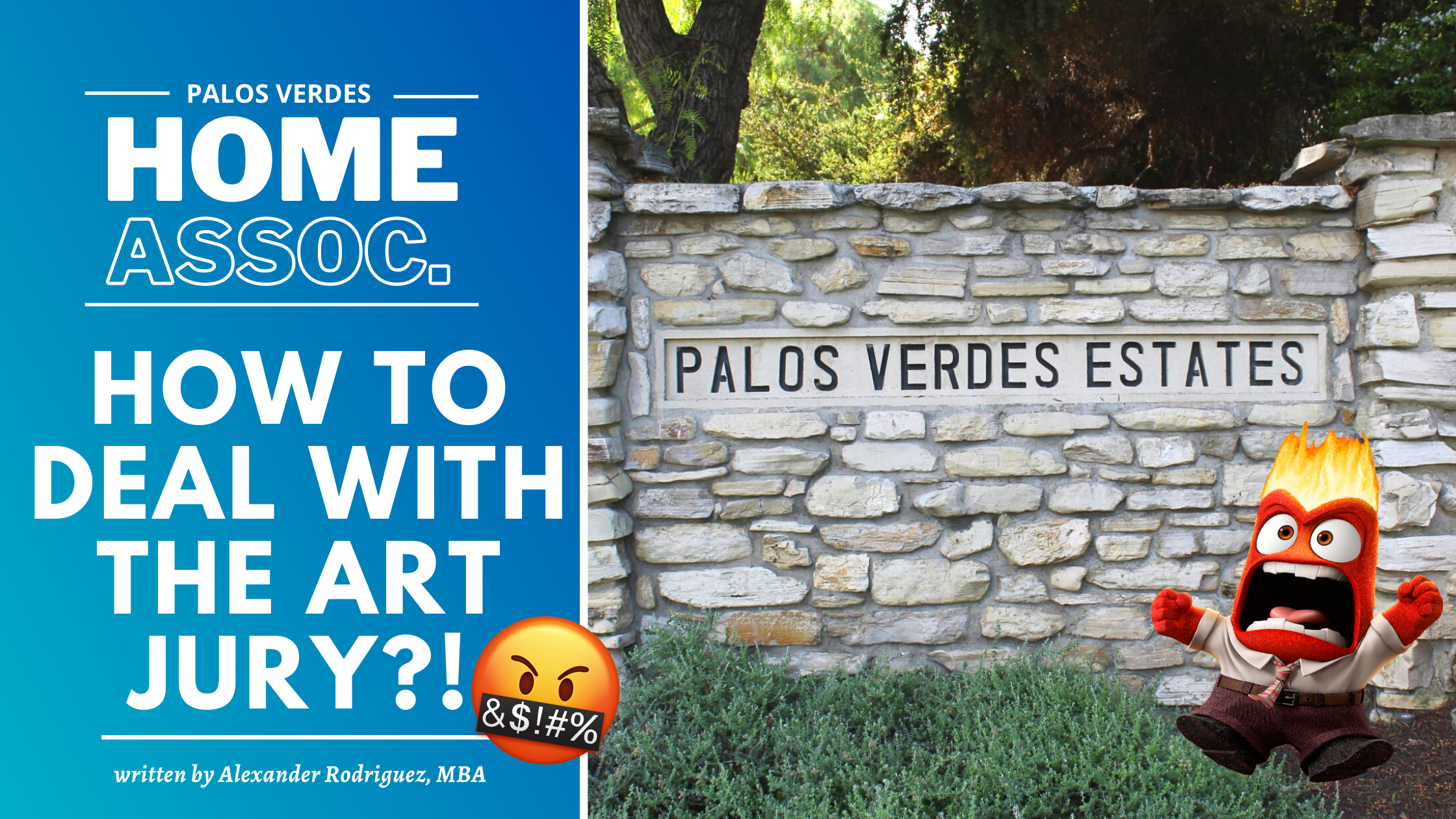 How to Pull Permits and Deal with the Palos Verdes Estates Art Jury