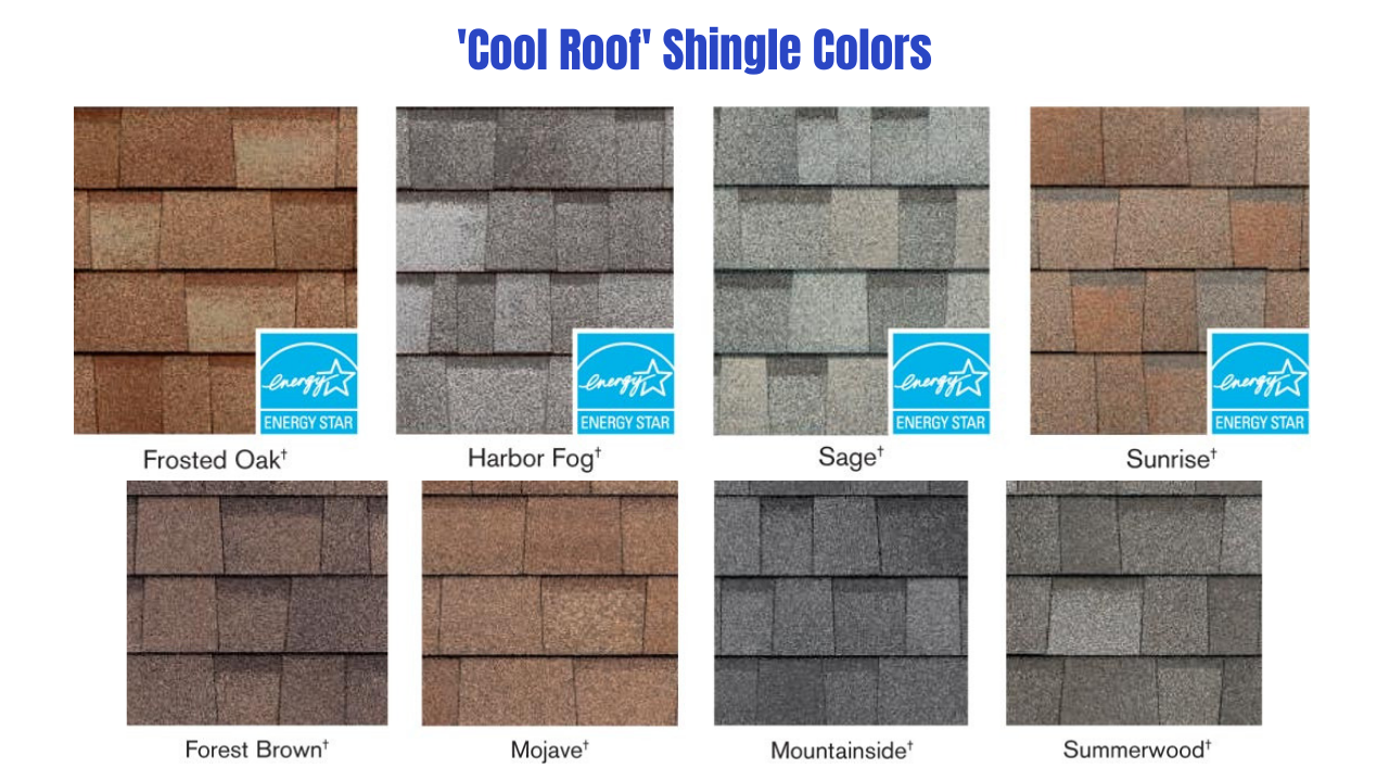 cool roof colors - bay cities construction roof los angeles