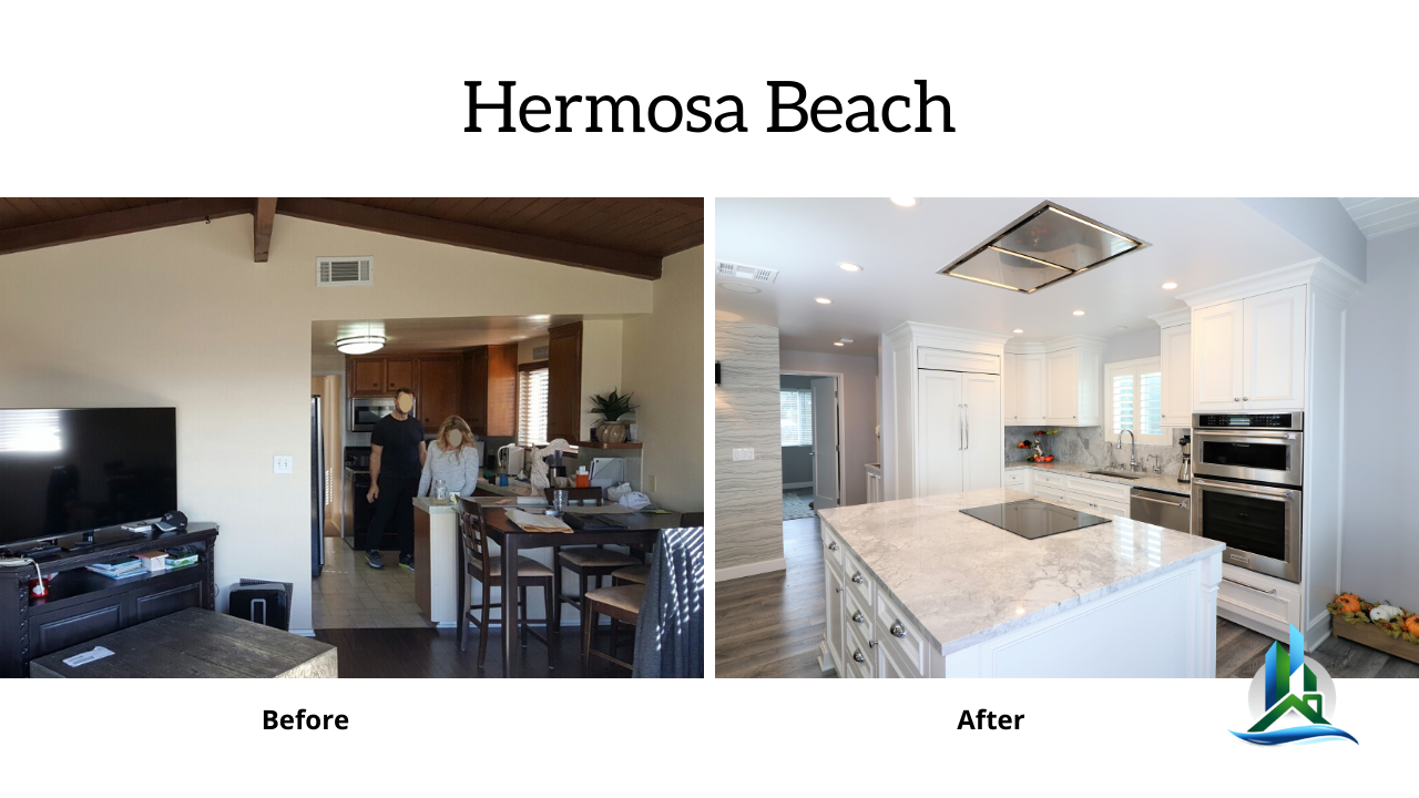 hermosa beach - before after - bay cities construction