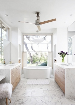Modern And Timeless Bathroom Remodel Jpg
