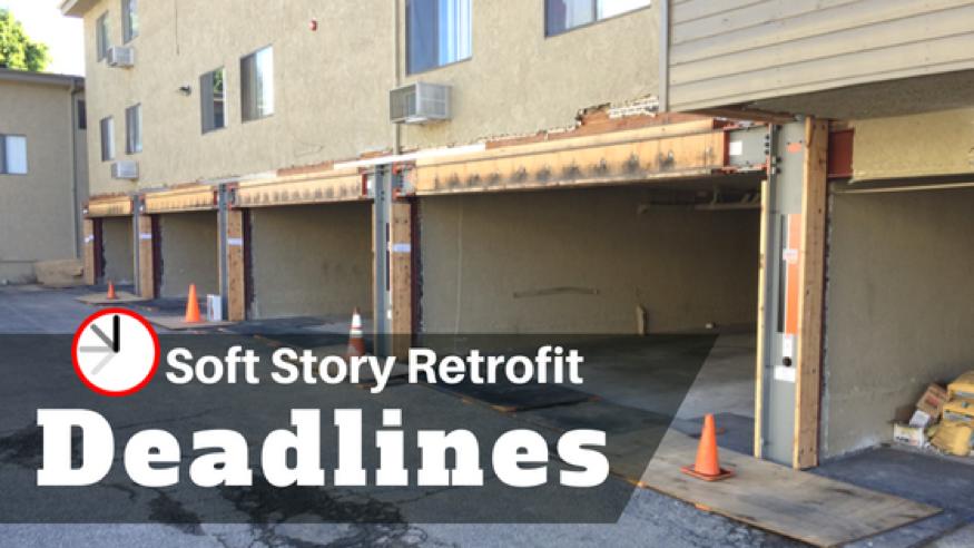 Los Angles Soft Story Retrofit Deadlines