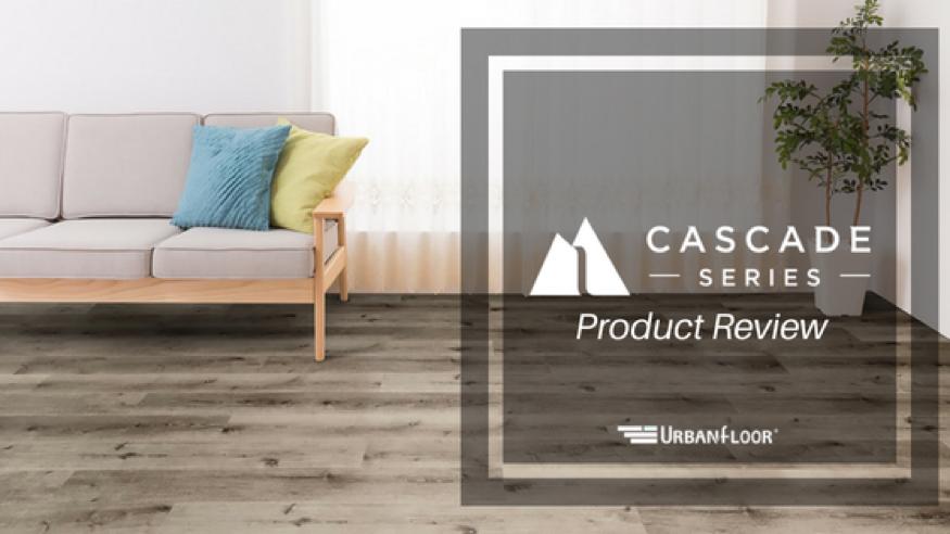 Best Laminate Flooring: Cascade Series from Urbanfloor